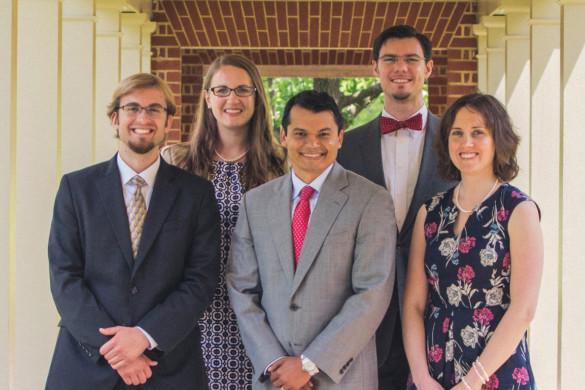 New Regent Alumni 2015